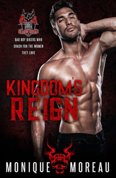 Book cover for Kingdom's Reign by Monique Moreau