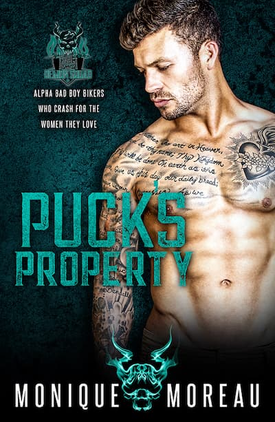 Book cover for Puck's Property by Monique Moreau