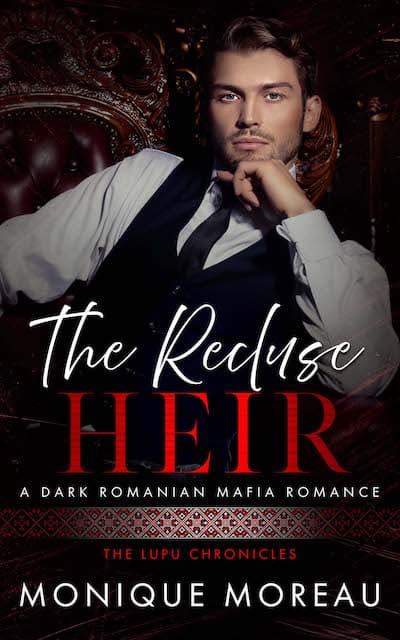 Book cover for The Recluse Heir by Monique Moreau