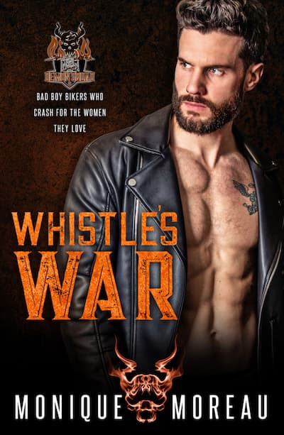 Book cover for Whistle's War by Monique Moreau